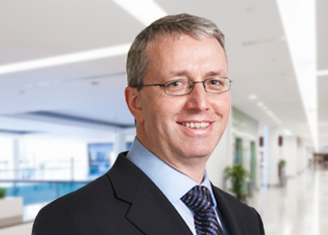 Andrew Bailey, Head of Global Expatriate Services